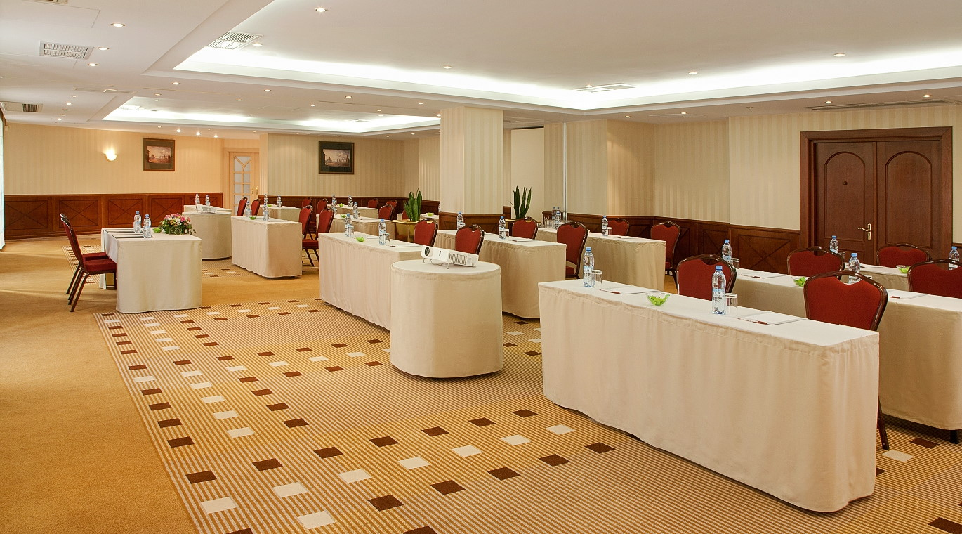 Marriott moscow grand